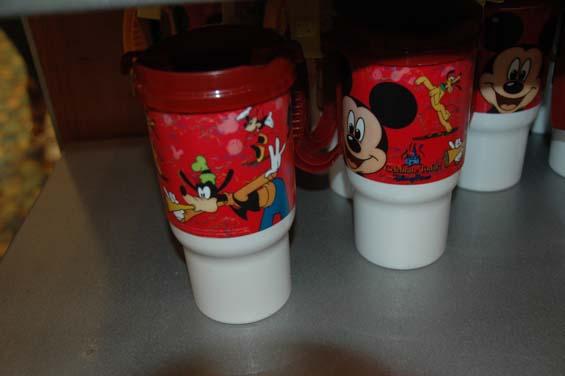 New Walt Disney World Resort Mugs