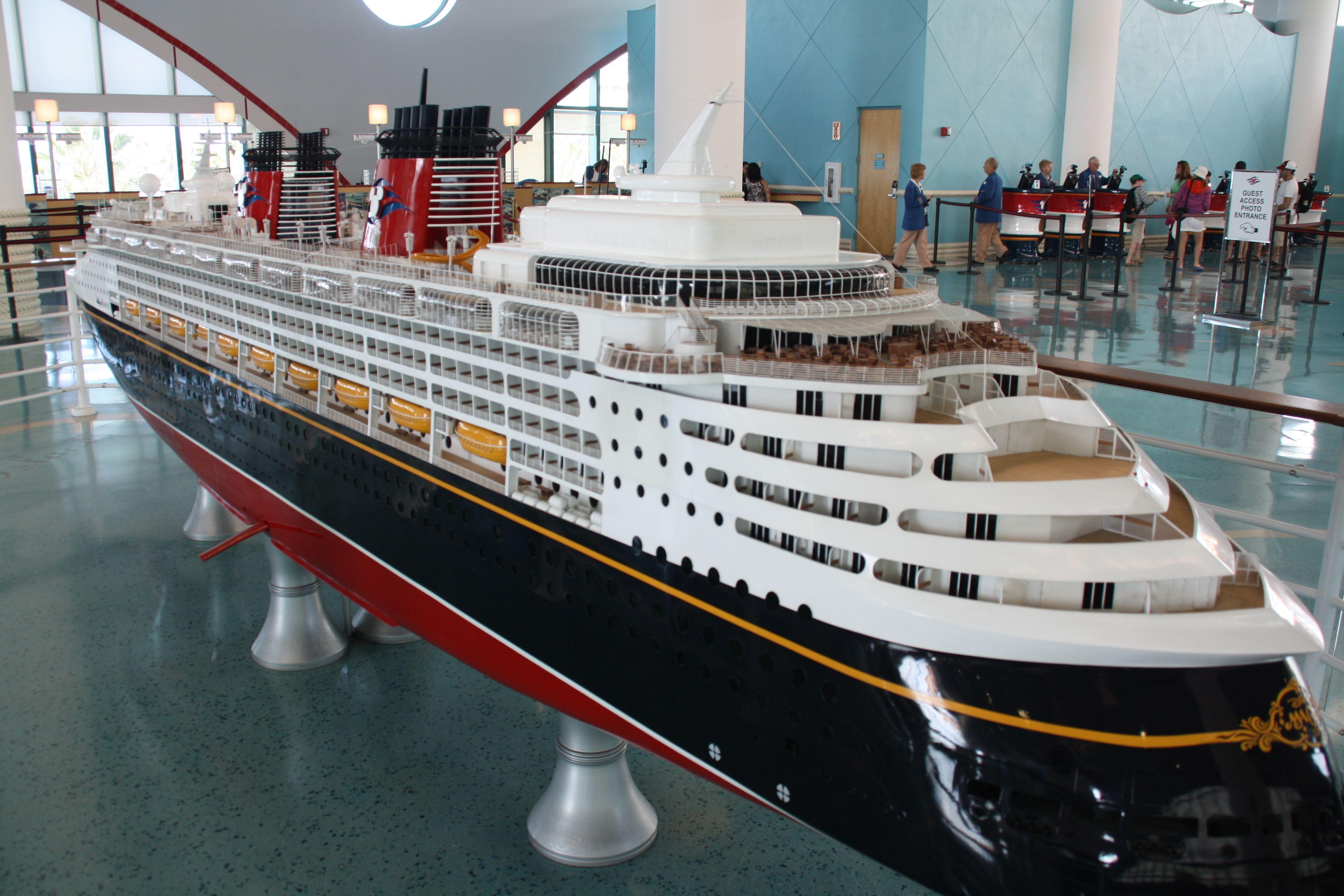 Disney Cruise Line trip report – Day 1