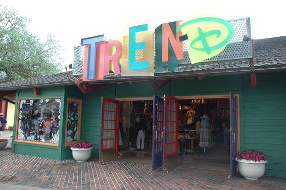 Tren-D comes to Downtown Disney