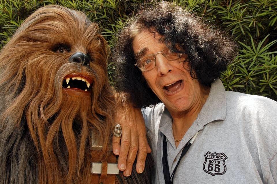 Star Wars Weekends: Peter Mayhew/Chewbacca Interview