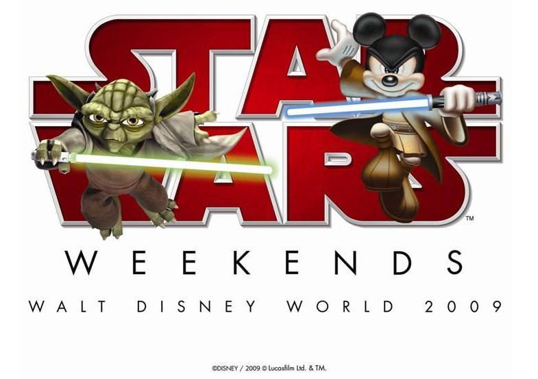 Star Wars Weekends: Map and Schedule Weekend #1
