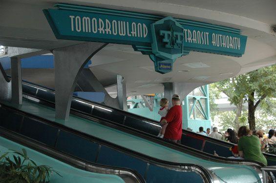 Tomorrowland Transit Authority reopens at Walt Disney World
