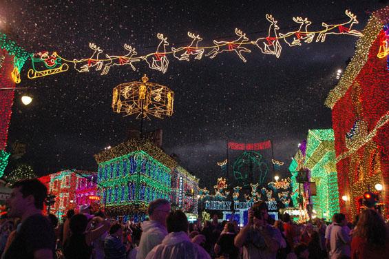 Osborne Lights open at Disney's Hollywood Studios
