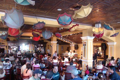 Culinary Quest: Disneyland's Ralph Brennan's Jazz Kitchen