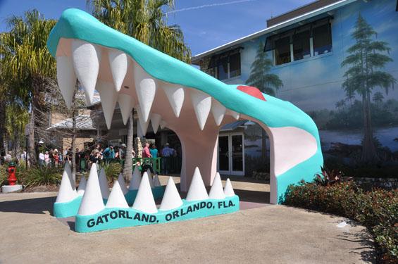 Gatorland – The Alligator Capital of the World