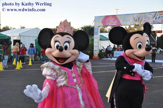 Princesses DO Sweat at Walt Disney World Resort