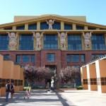 Disney Studios Seven Dwarves Building