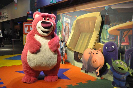 Lotso debuts at Disney's Hollywood Studios