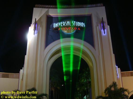 Universal Orlando Throws a Blue Pow Wow Party
