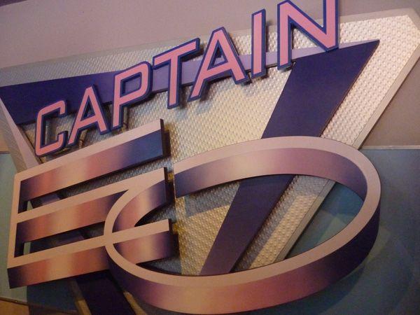 Captain EO returns to Epcot in Walt Disney World