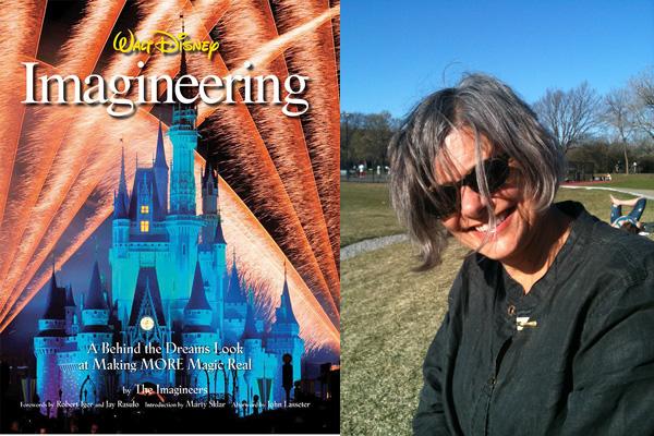 Book Review: Melody Malmberg's Look At Walt Disney Imagineering