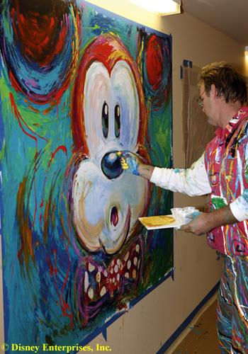 Imagineering's Hallway Culture – Graffiti Hallway Culture, That Is