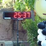 DL 5K  Mile 1