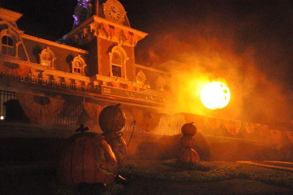 Mickey's Not So Scary Halloween Parties at Disney's Magic Kingdom