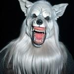 Knott's Haunt 2010 - Wolf scare