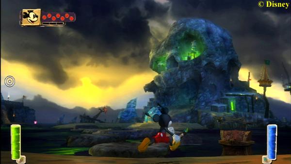 Disney_Epic_Mickey-Screenshot-Skull_Island-3