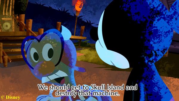 Disney_Epic_Mickey-Screenshot-Ventureland_Cut-1