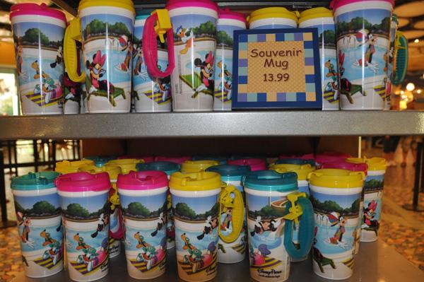 New Resort Drink Mugs debut at Walt Disney World