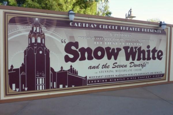Have a Wall!  Fun at Disney California Adventure!