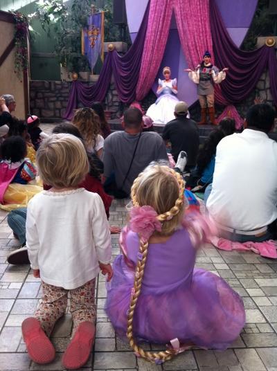 DL Princess Fantasy Faire Storytelling