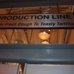DCA Mission Tortilla Factory Entrance Sign