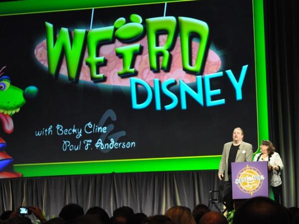 D23′s Destination D: Walt Disney World 40th – Day 1