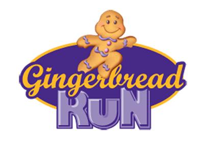 Gingerbread Run logo