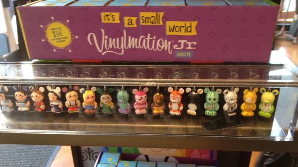 DL Vinylmation Small World minis
