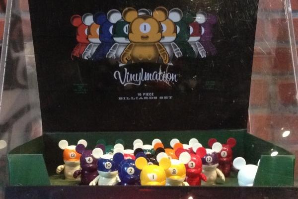 DL Vinylmation Billiards