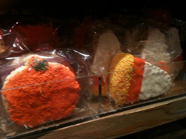 DL Halloween Treats Rice Cereal Treats