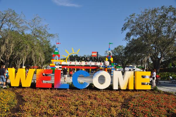 LEGOLAND Florida opens October 15, 2011