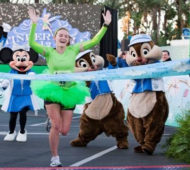 Disneyland's Inaugural Tinker Bell Half Marathon
