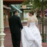 Valentine's Day Nicole Wood WDW Wedding