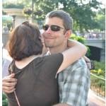 Valentine's Day Adam and Denise at MK