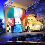 DL DCA Cars Land RSR Luigi Start Line