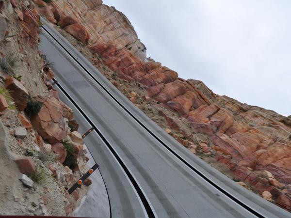 DL DCA Cars Land RSR Speed Loop