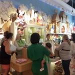 DL TDS Disney Baby Americana Opening Cashwrap