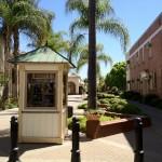 DL Movie Studio Tours Paramount  Deitrich Building and History Kiosk