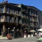 DL Movie Studio Tours Paramount NY Street