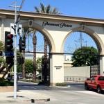 DL Movie Studio Tours Paramount Bronson Gate