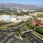DL Movie Studio Tours Universal Studio Aerial View