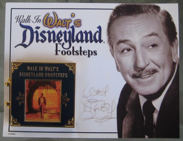 Disneyland_WaltsFootsteps_waltpin1