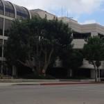 DL Movie Studio Tours   Warner Bros Visitor Parking Garage