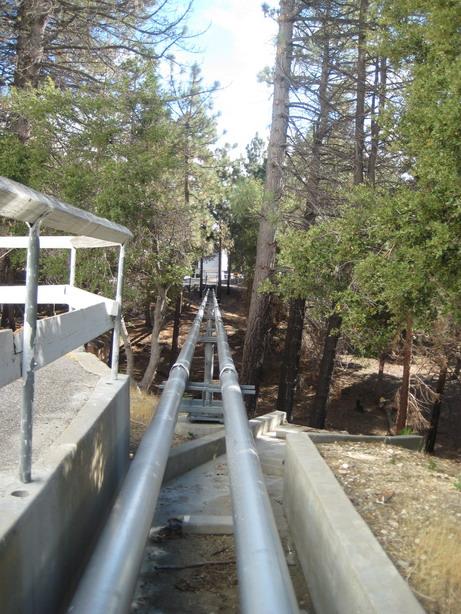 DLR_Mt Wilson-CHARA Array tubes