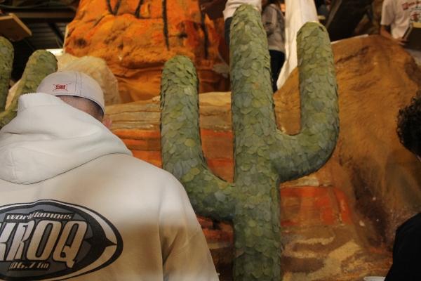 DL Rose Parade 2012 Cactus