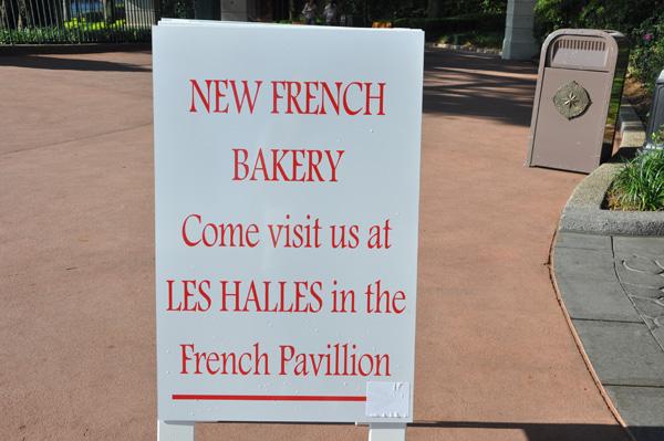 Les Halles Boulangerie Patisserie opens at Epcot