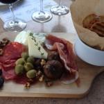 Charcuterie Board - Alfresco Tasting Terrace
